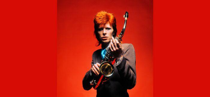 David Bowie:狂爱艺术的摇滚巨星