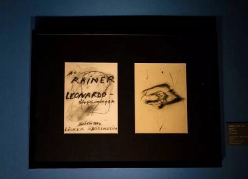 《李奥纳多·达·芬奇·夸张 》 1977阿努尔夫·莱纳(奥)