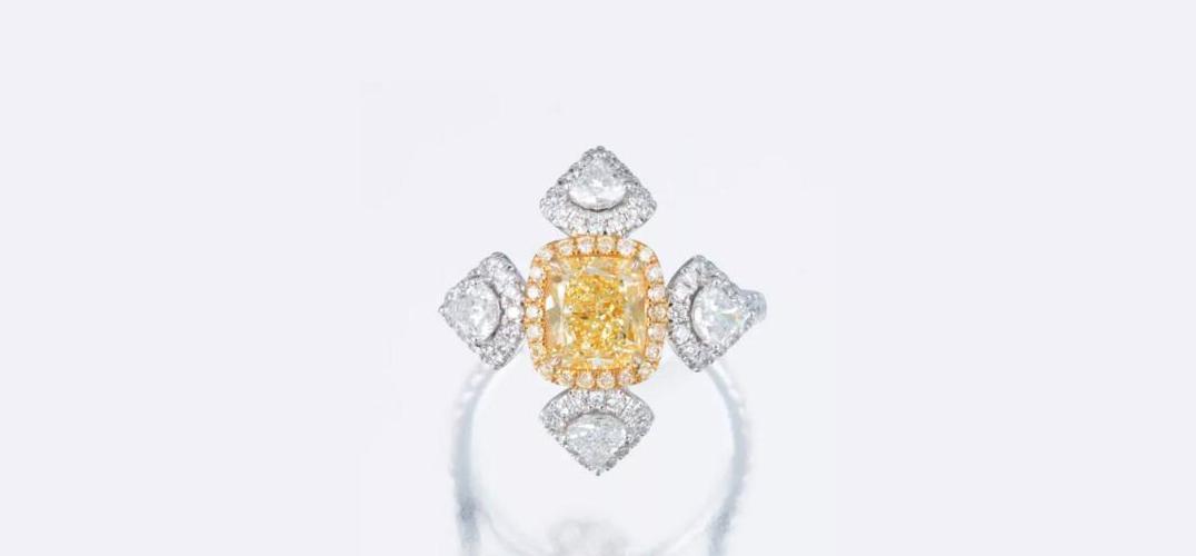 中国嘉德拍卖:罕见美钻
