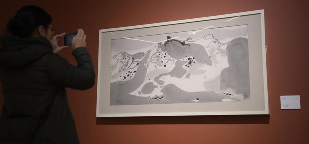 中国美术馆参观热情高涨 参观量突破上限