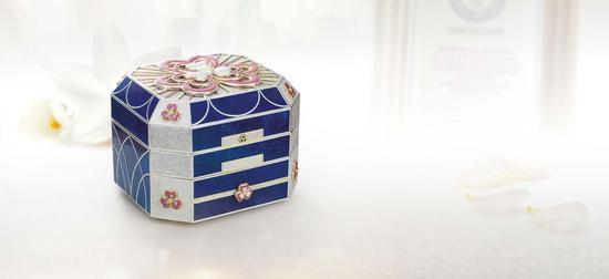 2016:全世界最昂贵的首饰盒·永恒之花首饰盒