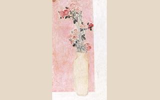 常玉《粉瓶小野菊》重现香港秋拍