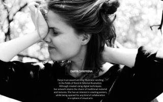 她用灵性的线条诉说浪漫的故事