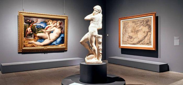 500年后 最大规模米开朗基罗作品现身大都会博物馆