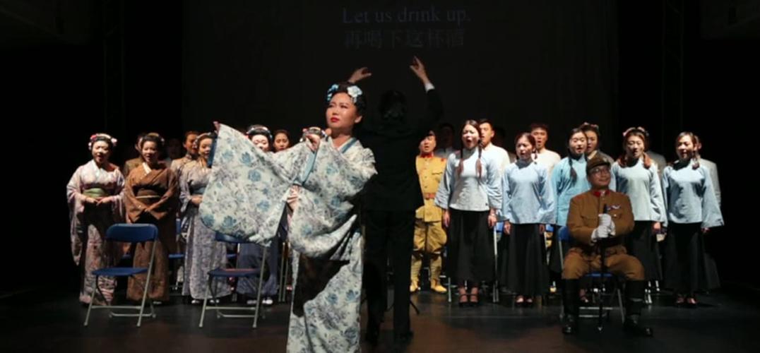 美凯西基金会捐资百万美元助歌剧《秋子》赴美公演