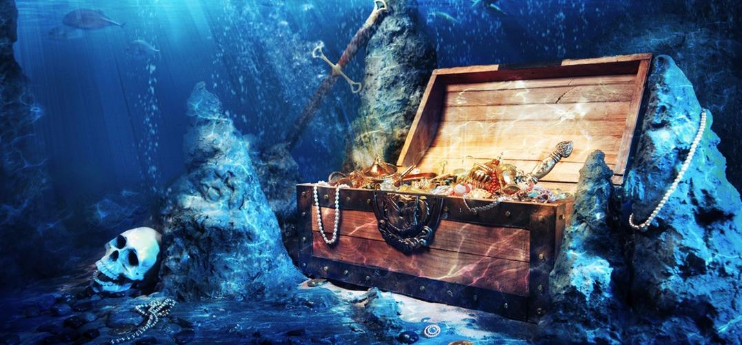 大洋深处的访客:为寻宝而生的费雪家族