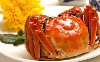 大闸蟹:中式的美好生活
