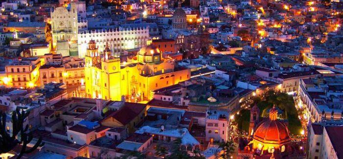 跟着《寻梦环游记》游墨西哥