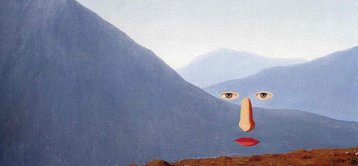 怪诞的马格里特:错幻视觉营造神秘之美