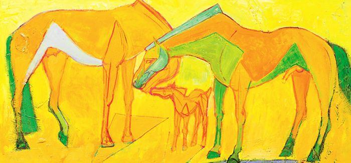难得一见的蒙古 越南与塞尔维亚艺术
