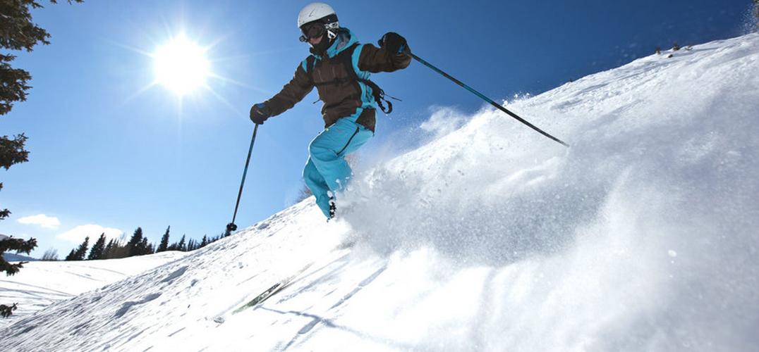 滑雪已成为健康积极生活的新标配