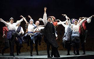 新版《哈姆雷特》登陆上海大剧院