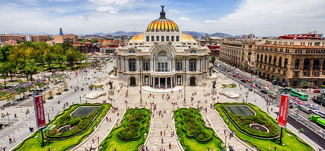 除了瓜纳华托 墨西哥还有这些吸引人的地方