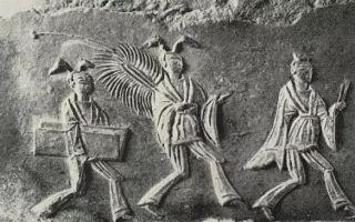 北朝壁画墓观画散记