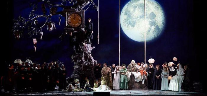 国家大剧院与维也纳国家歌剧院共同打造《法斯塔夫》