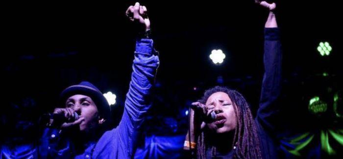 非洲最纯正的嘻哈音乐《缘定嘻哈》狂欢!