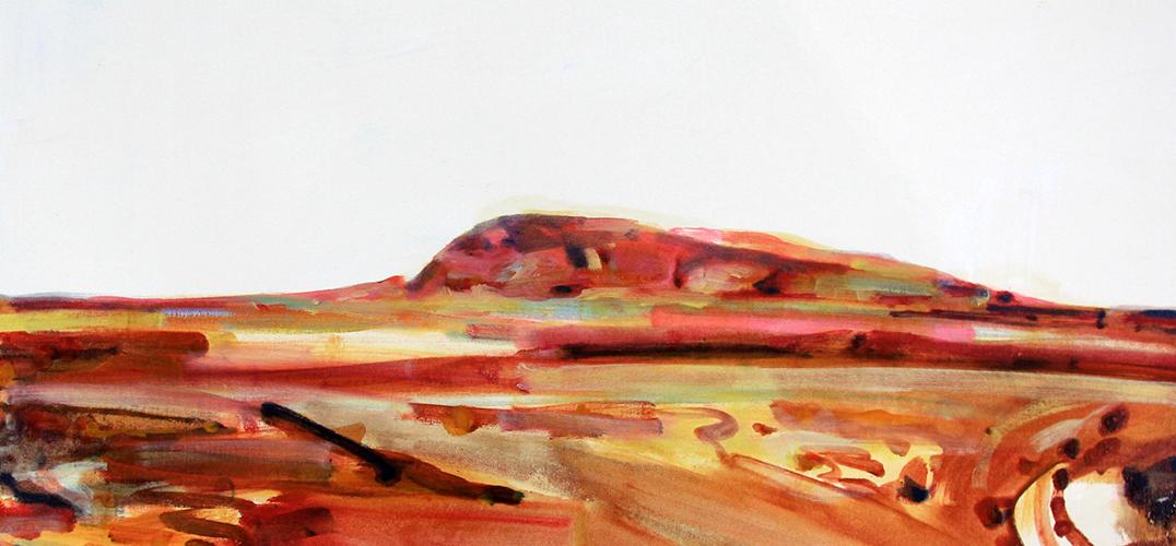 乔·达瓦尔作品展在马奈草地美术馆开幕