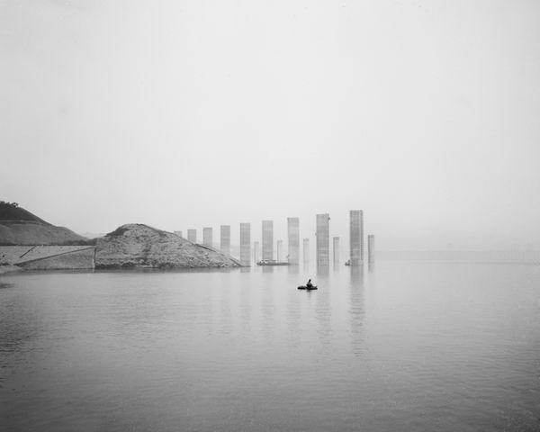 长江图里的风景