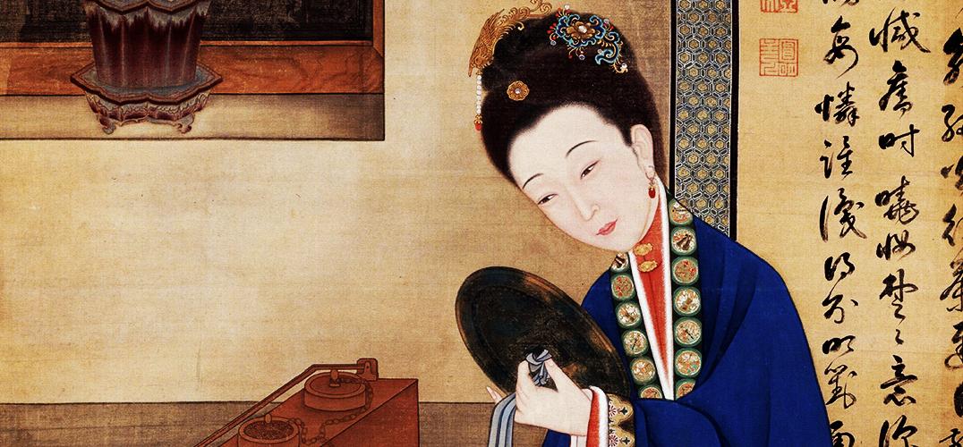 佳镜犹存:中国古代的铜镜如何使用