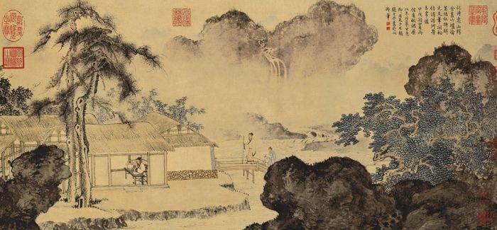 唐寅绘画的文人意趣与自我风格