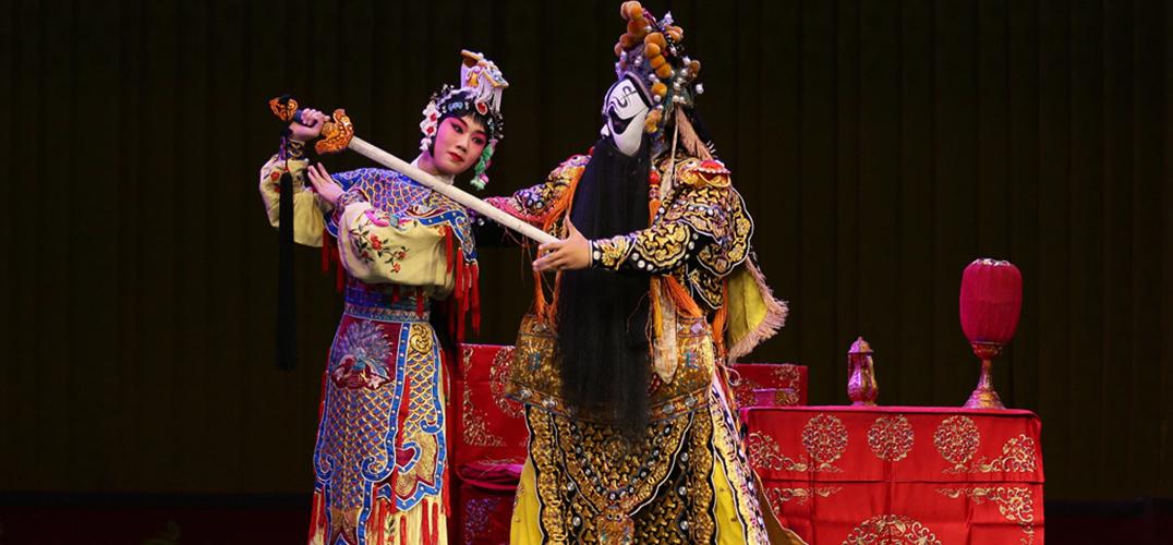 美大都会博物馆希望京剧每年都能来纽约演出