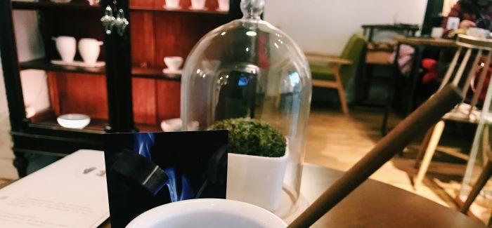 一拙 | 蓝色火焰红茶 给你送上冬天的温暖