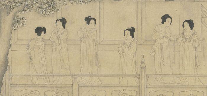 台北故宫博物院展出王羲之赵佶等珍贵作品