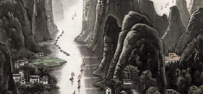 墨天神境·李可染最后十年作品展开展