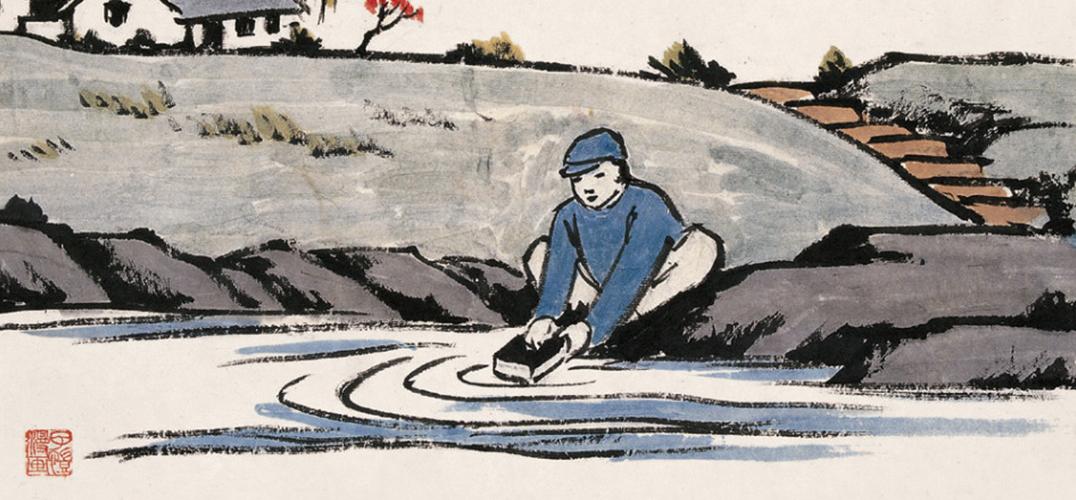 漫画收藏也成气候:丰子恺作品最引人注目