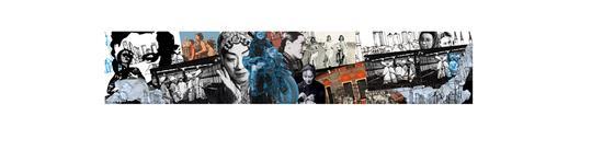 《上海女人No.2》,陈小丹(中国),瓷板喷绘、瓷土、陶等,50×30×15厘米,27块,2017年