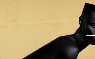 Grace Jones:让人过目不忘的超模