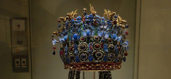 中国的皇冠你见过吗?