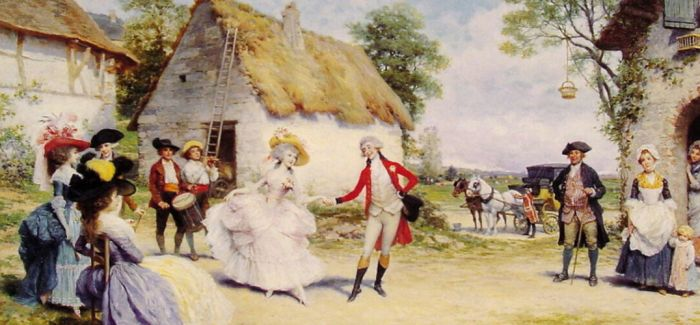 路易十四的时尚日常