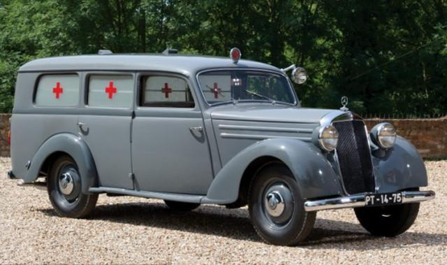 Mercedes 170 S-V Ambulance