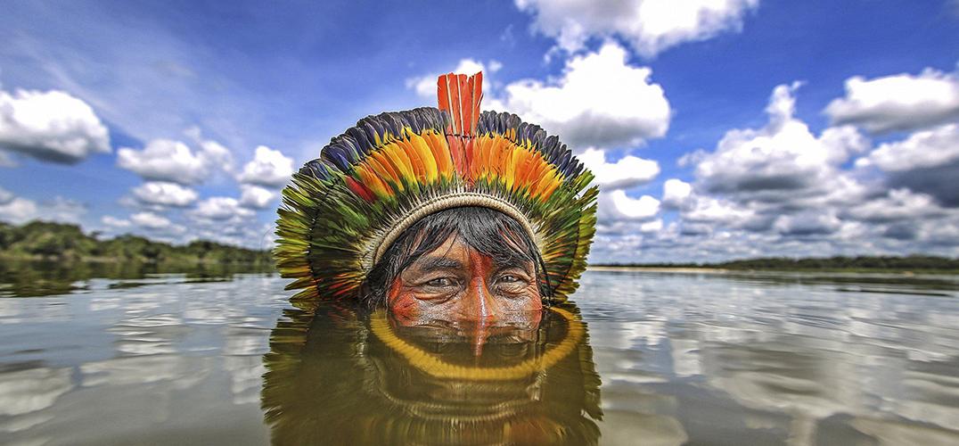 现代文明社会背后隐藏的原始部落世界