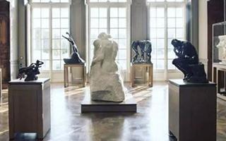 罗丹美术馆:诉说着罗丹自己的故事