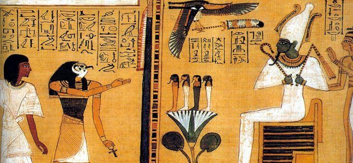 古埃及文物进中原