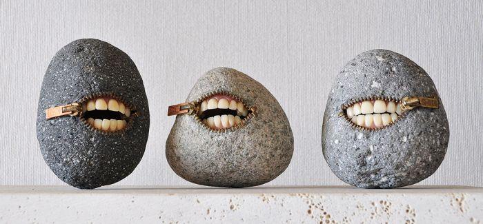 石头原来可以这么玩!