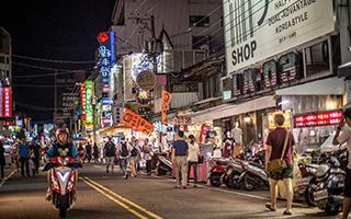 台湾夜美食市攻略