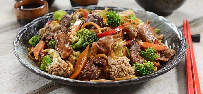 """""""童话世界""""里的中国菜"""