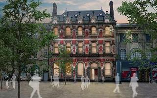 英国金融家重新打造英格兰古镇 恢复昔日荣光