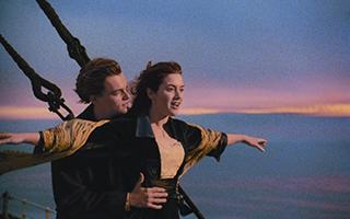 """《泰坦尼克号》的""""纪念日"""""""