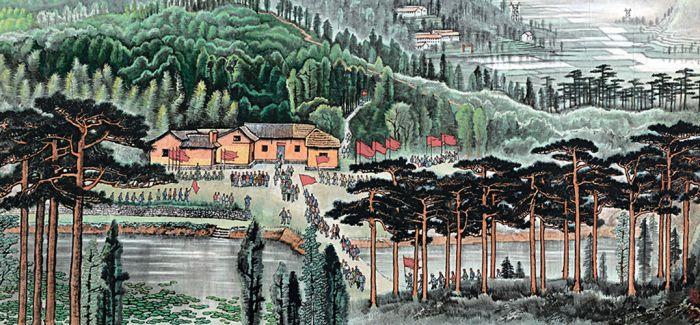 保利近现代书画成交8.94亿 李可染山水巨制表现极佳