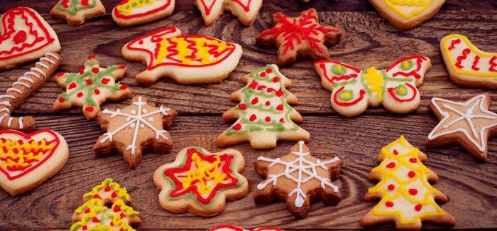 手动制作圣诞甜品