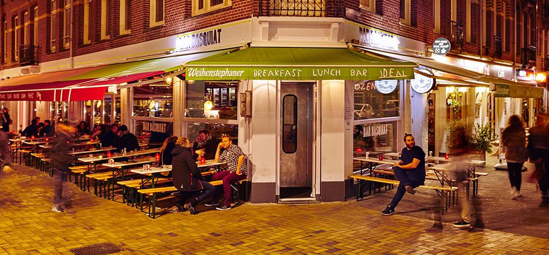巴斯奎特酒吧:感受设计背后与众不同的灵感与精神