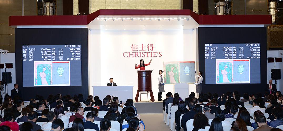 亚洲藏家开始关注古典大师艺术