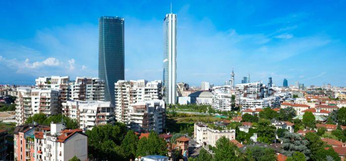 米兰 CityLife:带来的不止是欧洲城市复兴运动