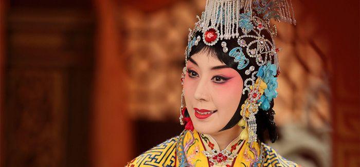 第一部3D京剧电影《霸王别姬》 带领京剧走向海外