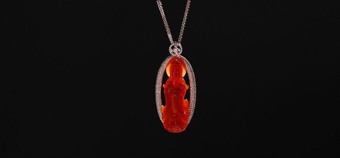 红翡:翡翠中的美娇娥