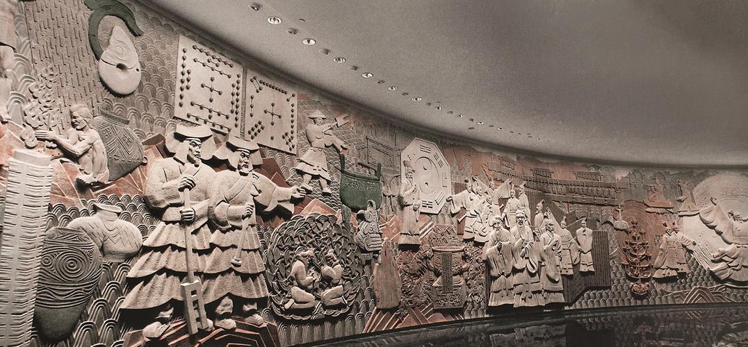 袁运甫:公共艺术的发展应成为艺术大家族中的新时尚